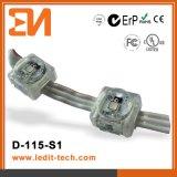 Vertici flessibili esterni di colore completo LED (D-115)