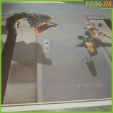 Etiqueta barata do vinil da decoração da parede da impressão do preço 3D