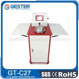 Appareil de contrôle complètement automatique de perméabilité à l'air de tissu de Digitals (GT-C27A)