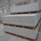 Reine weiße Acrylfeste Steinlagepläne für Wand-Täfelung