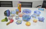 Heißer Küche-Silikon-Nahrungsmitteldeckel, Silikon-Ausdehnungs-Kappe, SL16