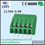Ll103-5.0 PCBのねじ込み端子のブロック