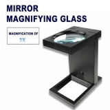 3X multifunctionele Magnifier Lens, LED Light Desk Magnifier Lamps voor Repairing in Factory (EGS14118)