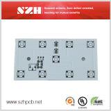 Panneau rigide à côté double de carte d'aluminium pour la LED