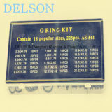 As568 Rubber Ring 18size 225PCS O Ring Kit