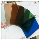 Acid colorido Etched/Frosted Glass com GV do CE