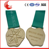 Heißer Verkauf fertigen bemerkenswerte Service-Medaille kundenspezifisch an