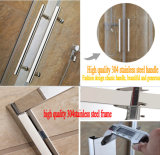 Highquality 304 Stainless Steel Frame (A-8935)のシャワーDoor