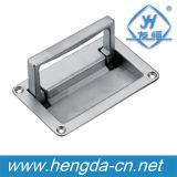 Ручки двери оборудования мебели Yh9456/ручка сплава цинка