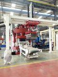 Machine de fabrication de brique de cendres volantes de poids léger