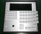 Teclas de alumínio da placa que gravam o teclado da membrana (MIC0291)