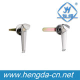 Fechamento elétrico do painel do gabinete industrial nivelado do punho do balanço (YH9688)