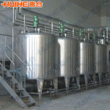 Réservoir de mélange d'acier inoxydable (100-3000L)