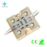 3-LEDs SMD3528 que cola o módulo para o sinal iluminado