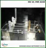anillo del resplandor de la dimensión de una variable de 1m m U para la prueba del alambre del resplandor