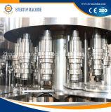 Linha Carbonated da planta da máquina de engarrafamento da bebida