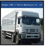 30トンのローディングを用いるIsuzuの貨物トラック8X4