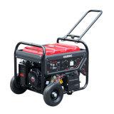 línea de R 6.5kw generador de la gasolina con el arranque eléctrico