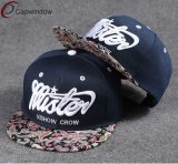 Chapéu de Snapback bordado com Sublimation Printing on Brim