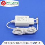 Universal-Gleichstrom-Adapter Wechselstrom-12W für Schaltungs-Energien-Adapter-Schwarzes