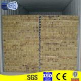 高密度岩綿の屋根のパネル