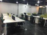 Späteste moderne kurze frische Arbeitsplatz-Schreibtisch-Partition des Entwurfs-2016 für 2 Leute