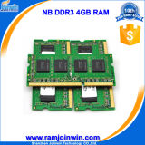Компьтер-книжка 256mbx8 RAM DDR3 4GB Rma Less Than 1%