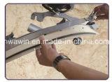 Épurateur électrique d'étage de poussée de main pour le marché de restaurant