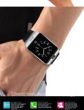 Reloj elegante de NFC con la pantalla táctil y Bluetooth