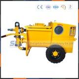 Hohe mechanische Stärken-hohe Leistungsfähigkeits-Kolben-Mörtel-Pumpe 100m