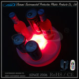 PE 물자 LED 빛을%s 가진 맥주 전시 홀더