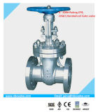 "Temperature basso CF8 Stainless Steel Gate Valve (8 "" - 300lb)"