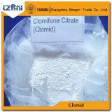 Polvo de calidad superior de Clomphid del citrato de Clomid Clomifene