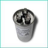 Doppeldurchlauf-Kondensator 45/5 MF 440 Volt rund - Klimaanlage-Ersatzteil