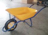 Carretilla de la carretilla de rueda de las herramientas que cultivan un huerto para el jardín