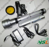 85W 75W 65W 50W 35W 24W HID Flashlight/HID Torch /Li-on Battery Sony 9300 Milliamperestunde 8700 Milliamperestunde (NSL-85W)