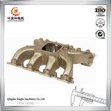 OEMの青銅色の鋳造は機械化を用いる真鍮の砂型で作る工場を分ける