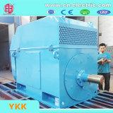 Motor de inducción de alto voltaje de la jaula de ardilla de la serie de Ykk