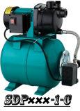 (SDP600-3S-C)世帯のタンクが付いている自動プライミングジェット機の庭の水ポンプ