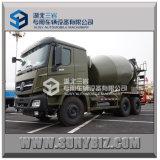 Chine Benz - Beiben - North Benz NG80 8 Cbm Concrete Mixer Truck (Emission: Euro 2, Euro 3, Euro 4, le type d'entraînement: RHD, LHD)