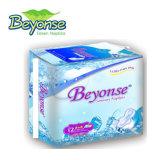 Madame naturelle haut absorbante serviette hygiénique de Beyonse de coton de Beyongse Sirene