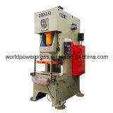 100トンCフレームホローバックに力出版物機械