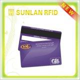 Hicoのプログラム可能な磁気ストライプが付いているRFIDのスマートカード
