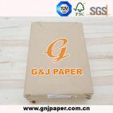 Papier d'emballage en sulfate de mg blanche pour l'emballage des fast-food