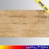 carrelage rustique de porcelaine en bois de modèle de matériau de la construction 60X90 (WR-IW6904)