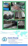 Hoja galvanizada piso de acero del Decking del metal