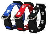 Collier pour animaux de compagnie Leash de chien Harness Dog Pet Flea Ring