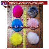 Promozione Keychain (G8022) della pelliccia del coniglio del compratore della pelliccia artificiale di Yiwu Cina