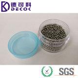 Sfera rotonda perfetta dell'acciaio inossidabile AISI304 della sfera 201 del acciaio al carbonio di precisione