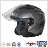 Casco aperto della motocicletta del fronte dell'ECE con la doppia visiera (OP230)